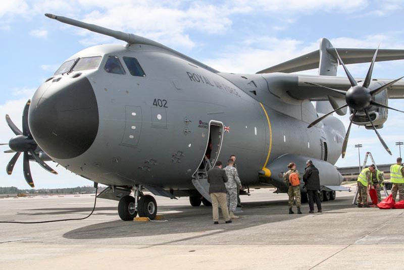 هواپیمای A400M اطلس