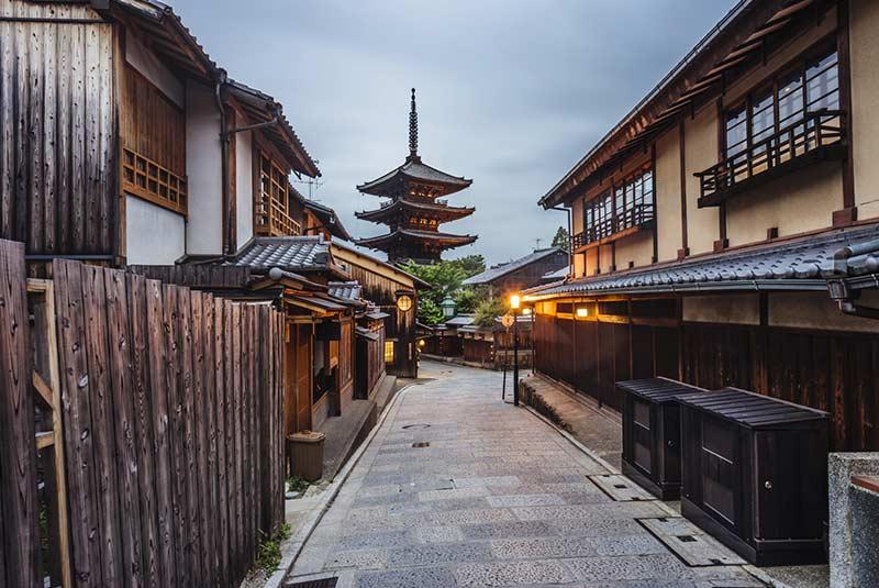 ژاپن - قدیمی ترین کشورهای جهان