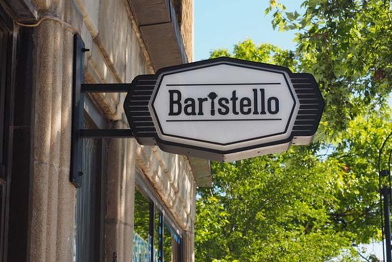 کافه باریستلو اند کو - مونترال