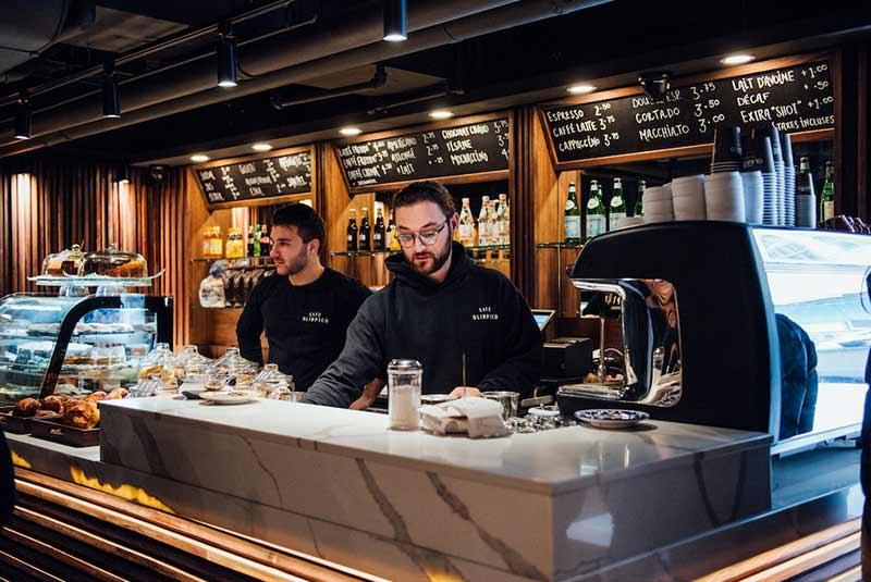 کافه المپیکو - مونترال