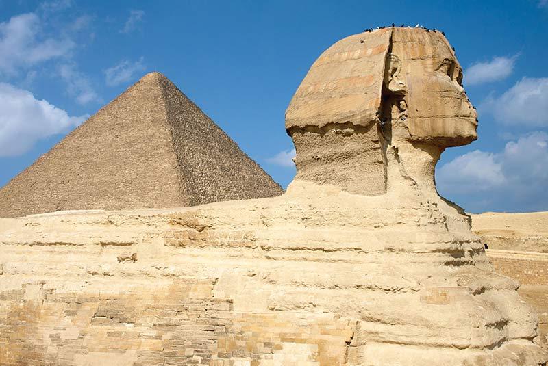 مصر - قدیمی ترین کشورهای جهان
