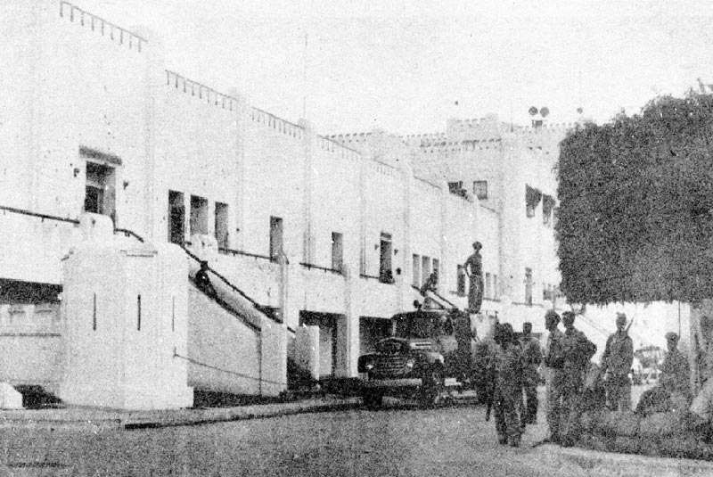 پایگاه نظامی مونکادا