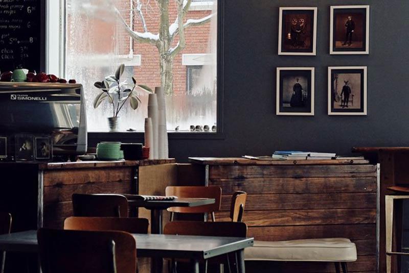 کافه رپلیکا - مونترال