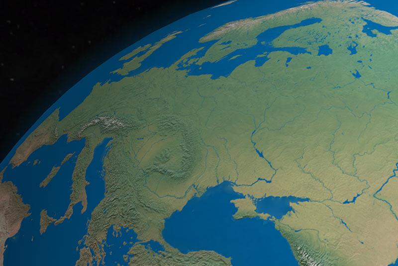 اروپای شرقی