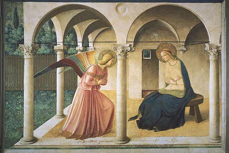 مهم ترین آثار نقاشی فرسکو