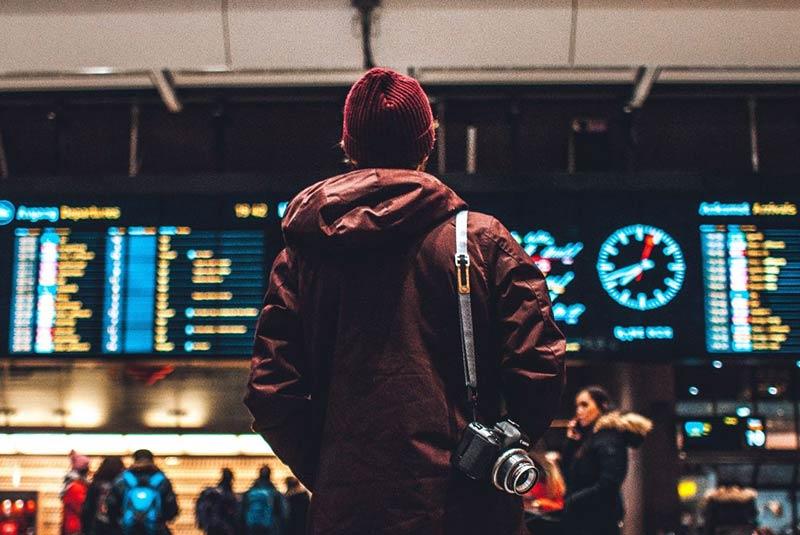 شلوغ ترین فرودگاه جهان کجاست؟