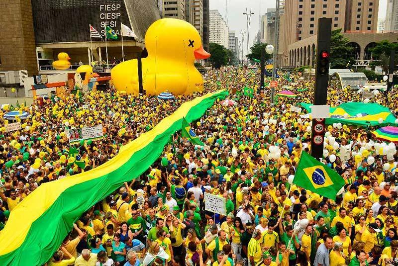 جمعیت برزیل