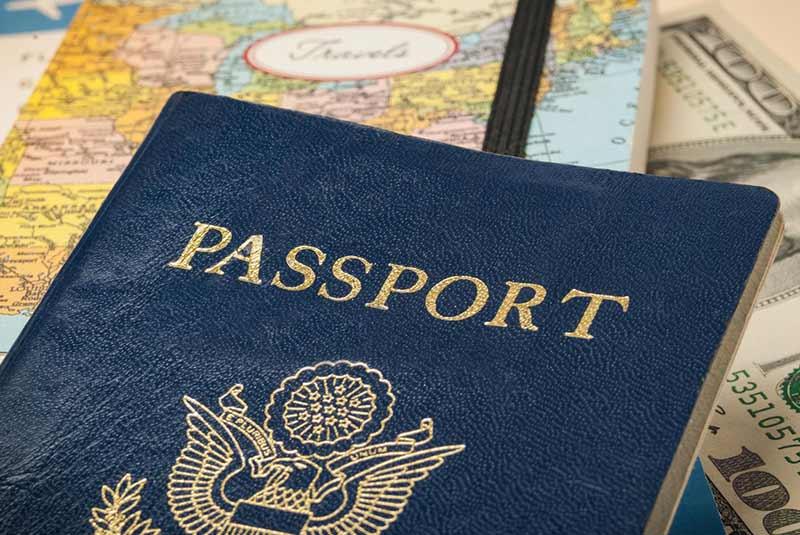تاریخچه پیدایش پاسپورت