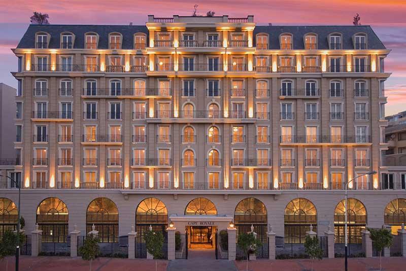 هتل های لوکس کیپ تاون