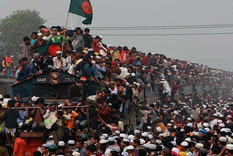 بحران جمعیت در بنگلادش