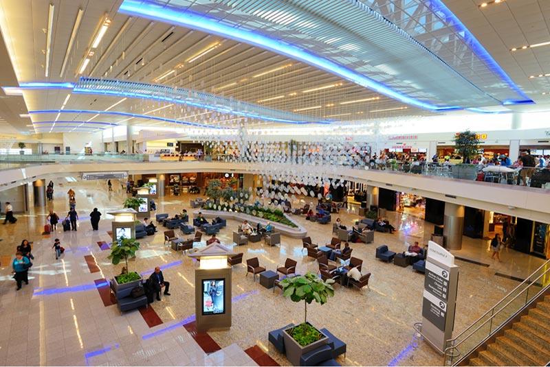 فرودگاه هارتسفیلد جکسون آتلانتا