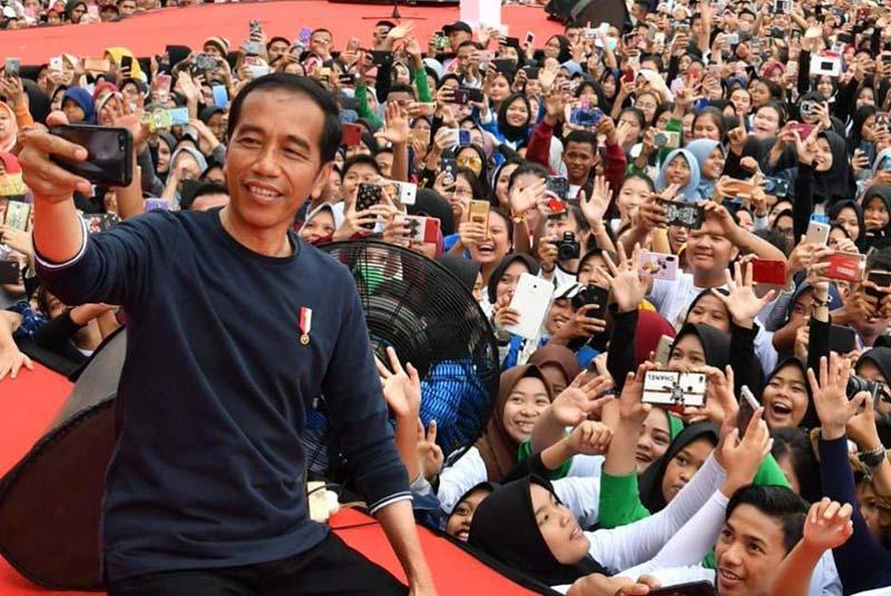 تراکم جمعیت در اندونزی