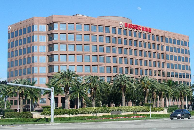دفتر مرکزی برگر کینگ
