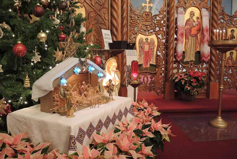 کریسمس در کلیسا