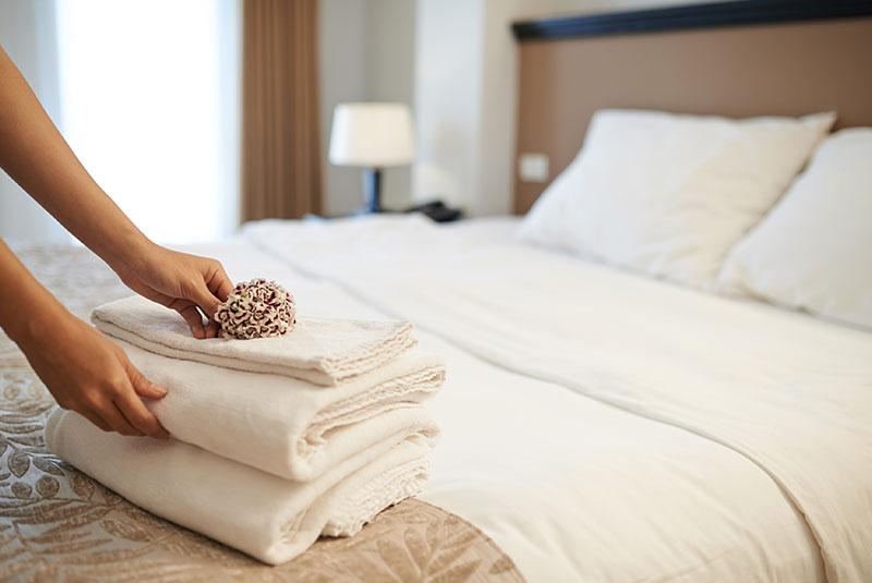 نکاتی برای اقامت در هتل در دوران کرونا