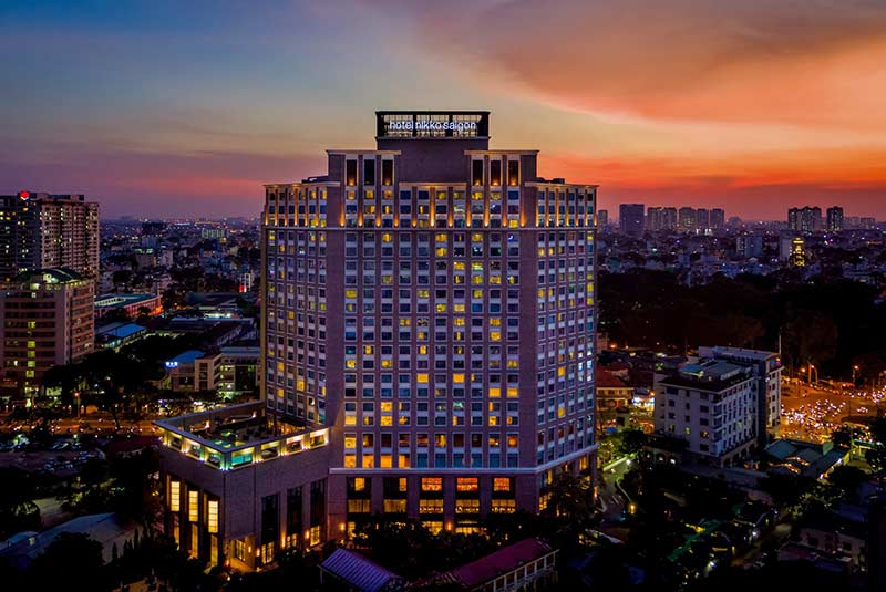 نیکو سایگون هتل
