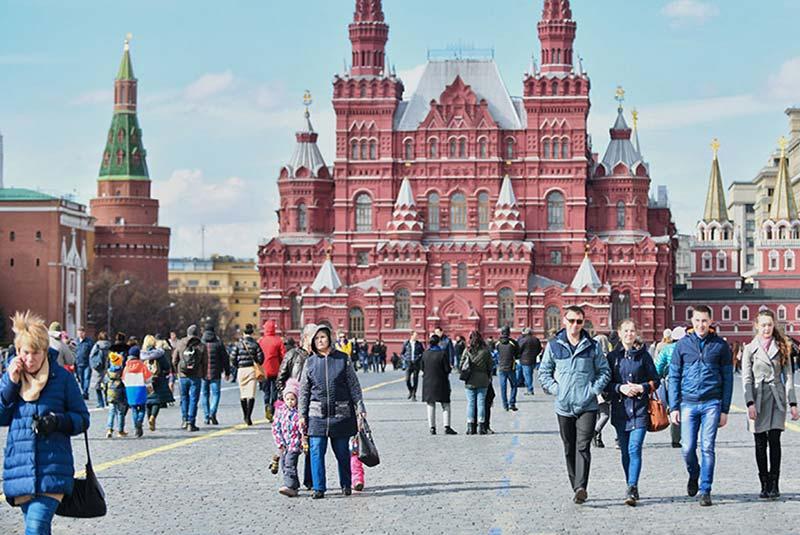 جمعیت روسیه