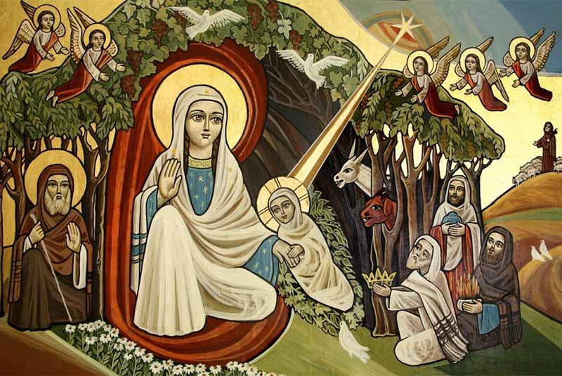 جشن پیدایش - تاریخچه کریسمس
