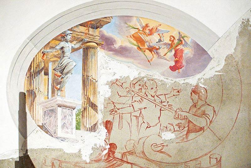 تکنیک های نقاشی فرسکو