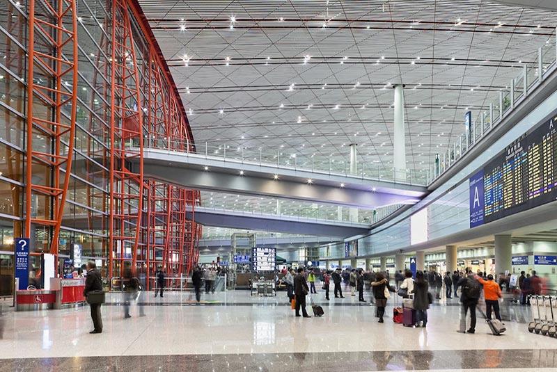 فرودگاه بین المللی پکن