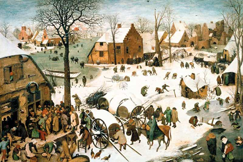 برگزاری جشن کریسمس در طول تاریخ