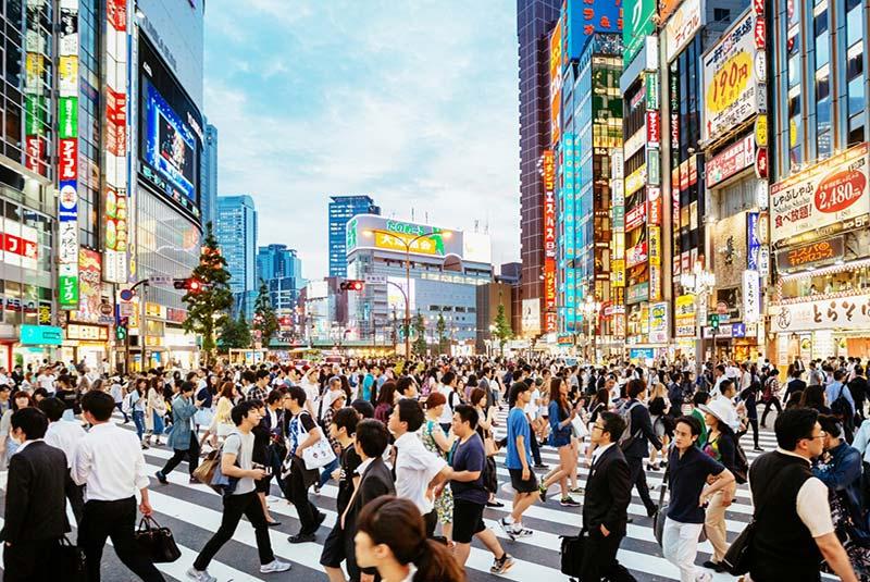 جمعیت توکیو