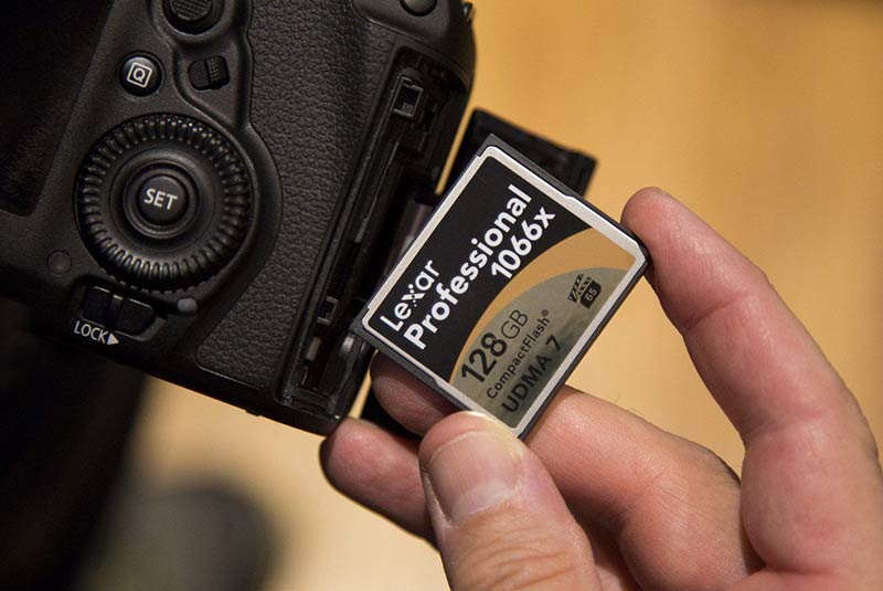 کارت حافظه دوربین