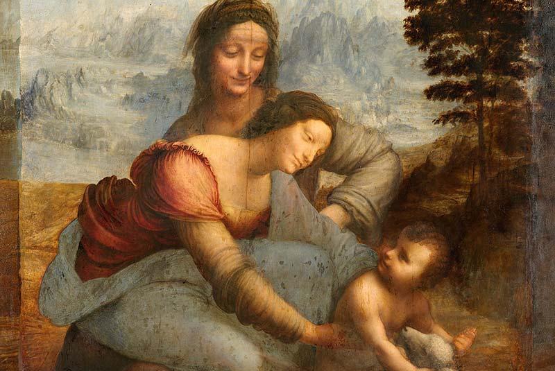 معروفترین آثار لئوناردو داوینچی