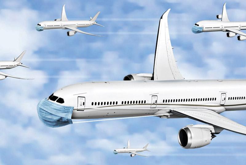 سفر هوایی در کرونا