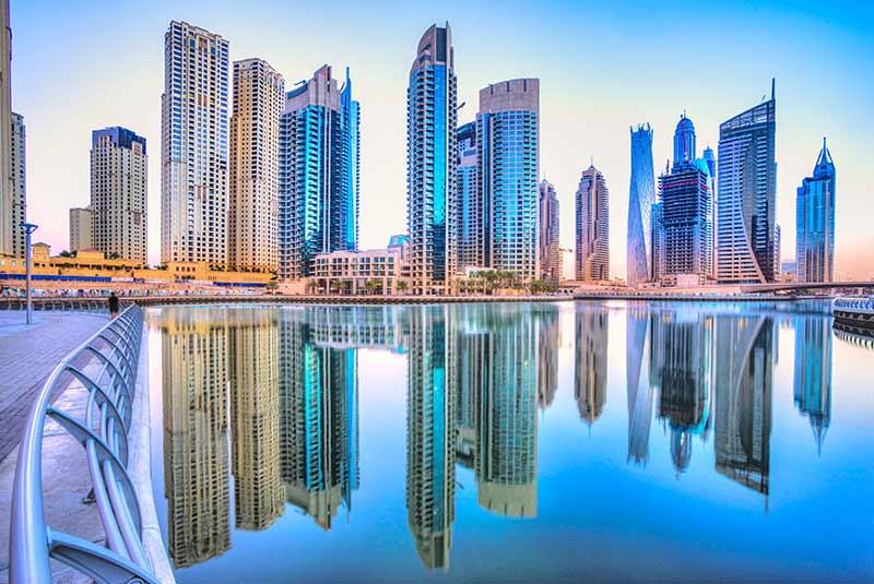 دبی، یکی از گران ترین شهرهای دنیا