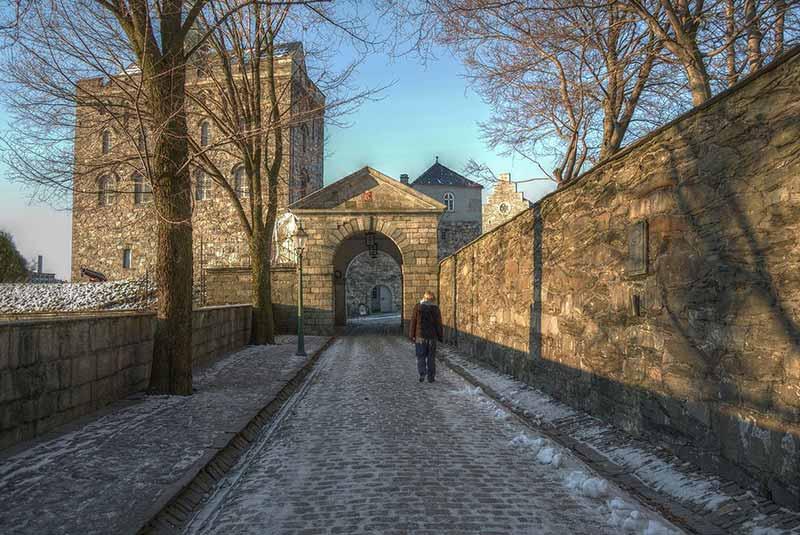 قلعه برگنهاوس - برگن