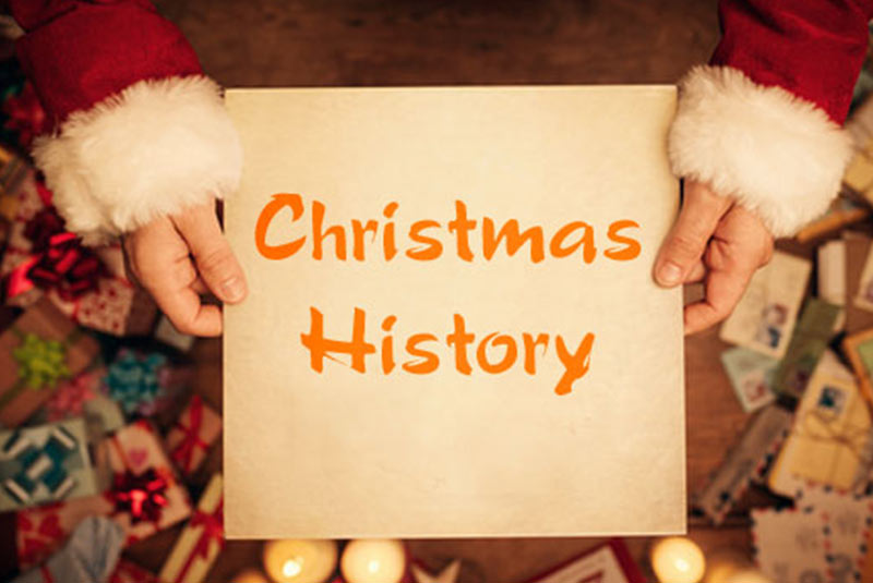 تاریخچه کریسمس