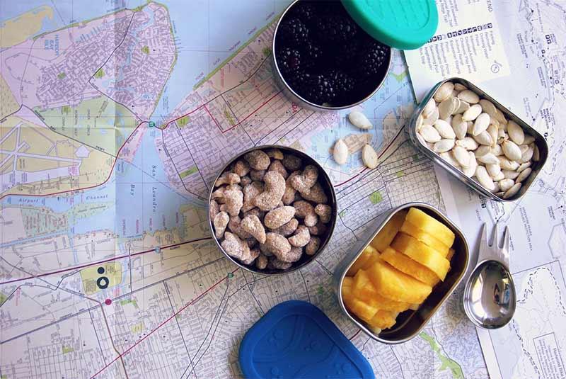 در سفر غذا چی بخوریم؟