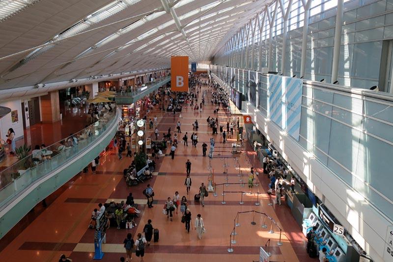 فرودگاه هاندا توکیو