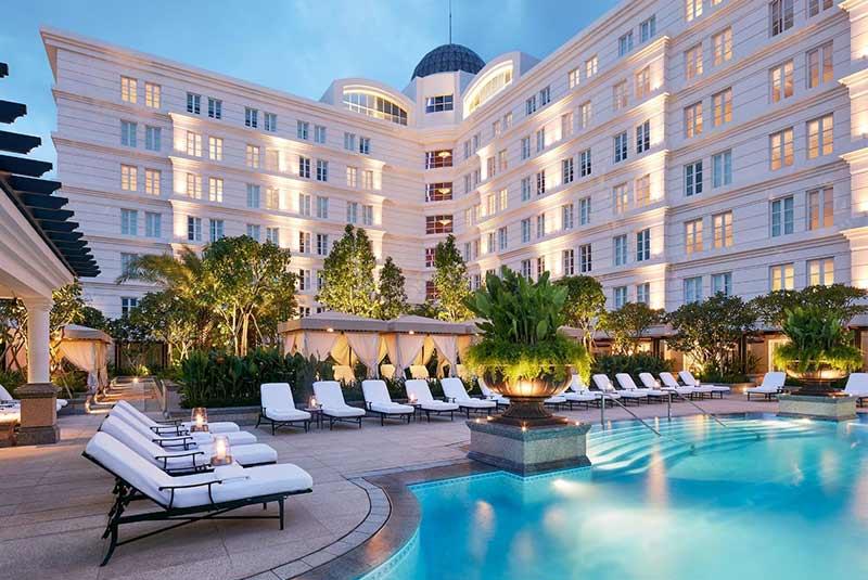 بهترین هتل های هوشی مین