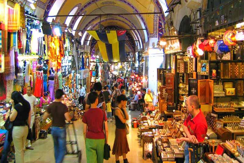 بازار سادار - آگرا در 24 ساعت