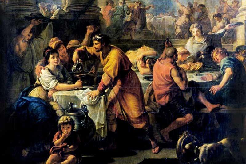 رومیان باستان - جشن کریسمس