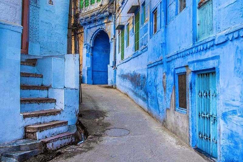 جوداپور - شهر آبی در هند