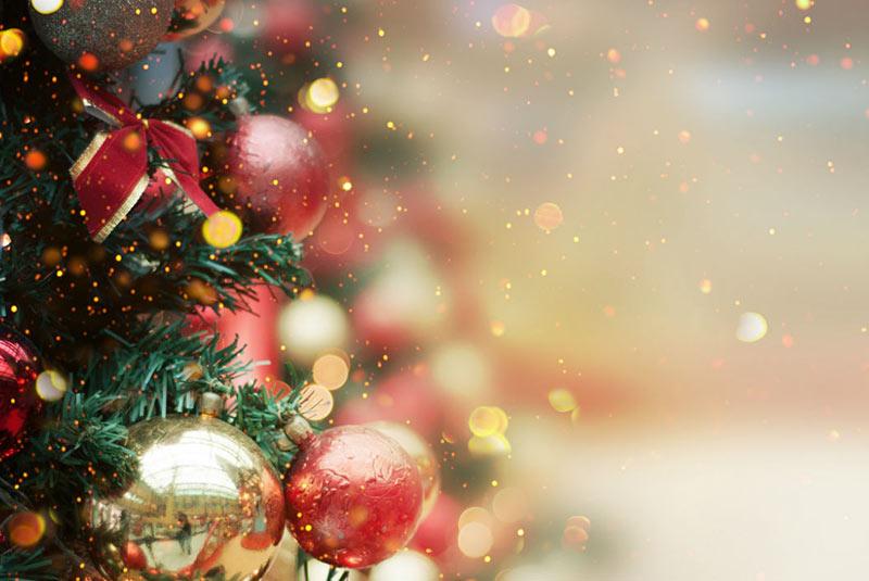 رنگ ها در کریسمس