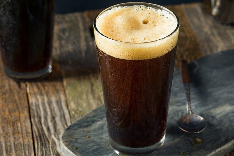 نیترو - انواع نوشیدنی های قهوه