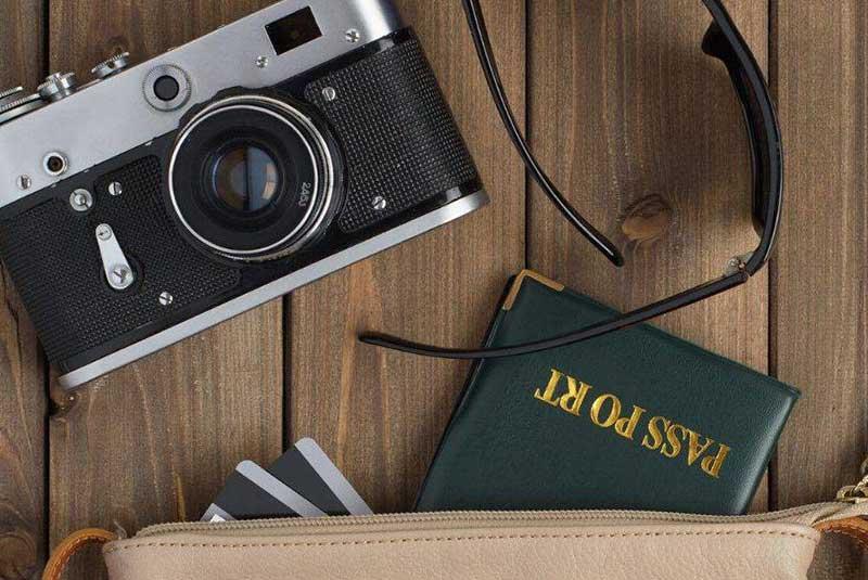 چک لیست سفر - وسایل الکترونیکی