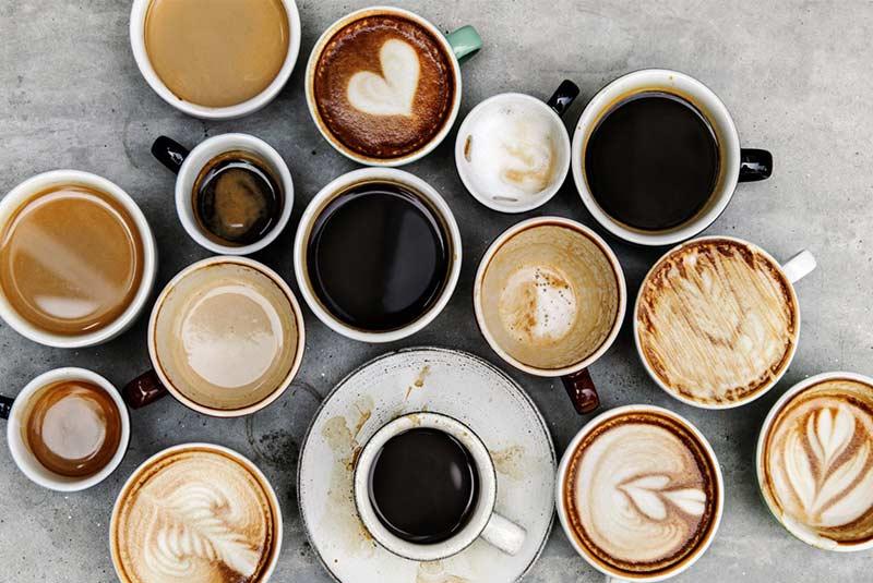 چند نوع قهوه داریم؟