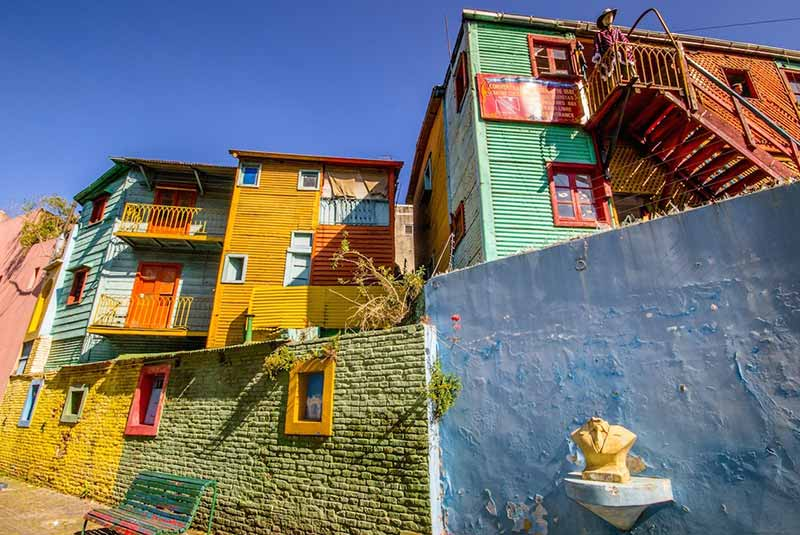 لا بوکا - شهر رنگی آرژانتینی