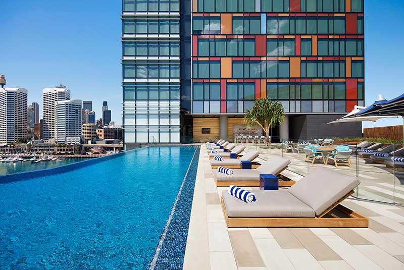 هتل سوفیتل دارلینگ هاربور - سیدنی