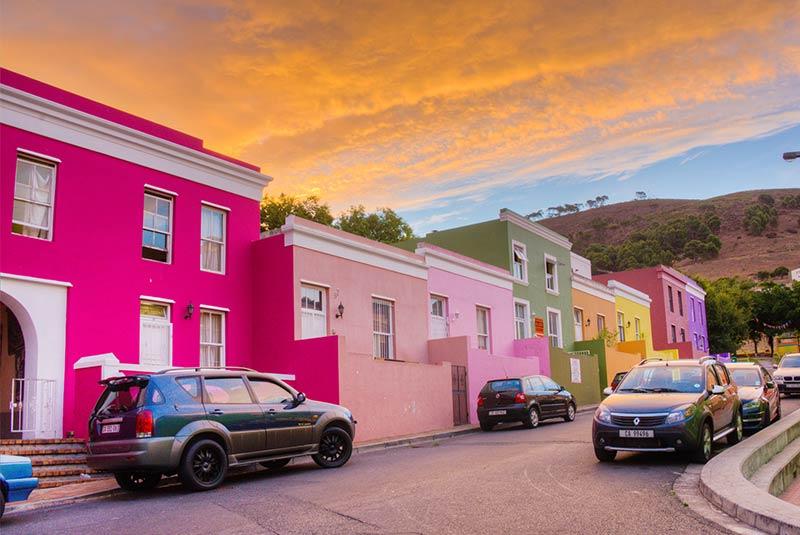 بو کاپ - شهر رنگی آفریقای جنوبی