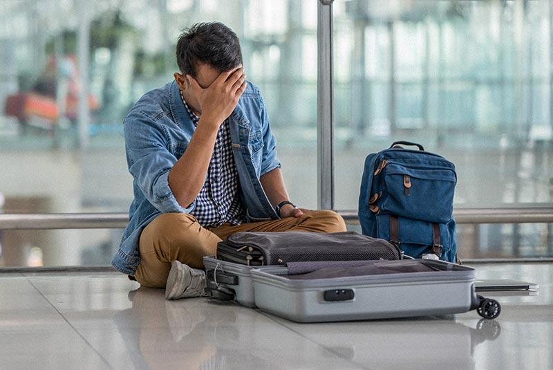 چطور برای یک سفر طولانی چمدان ببندیم؟