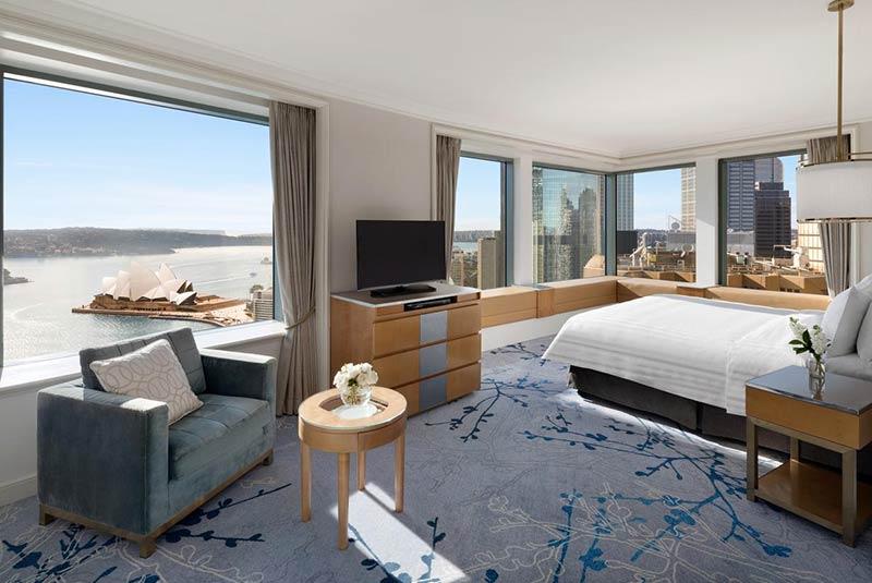 هتل شانگریلا - سیدنی