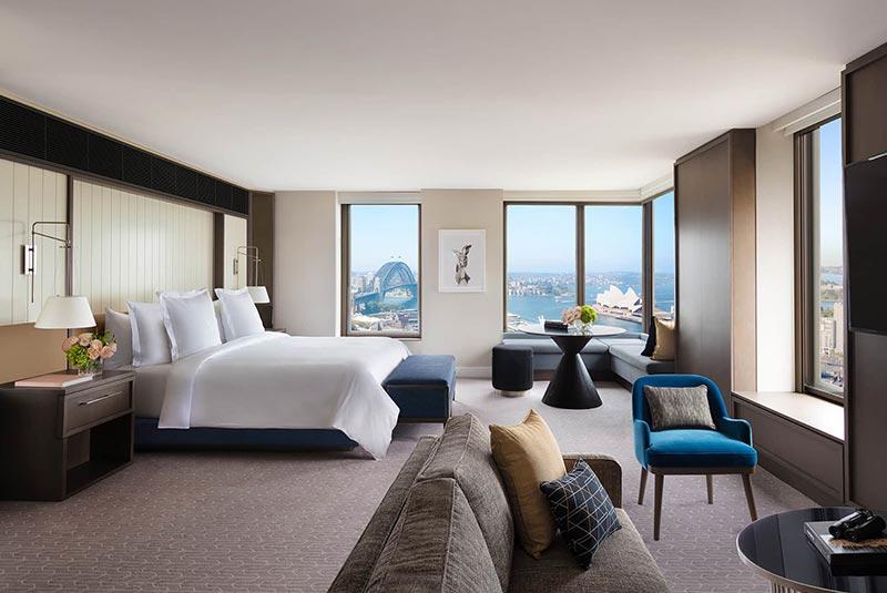 بهترین هتل های سیدنی