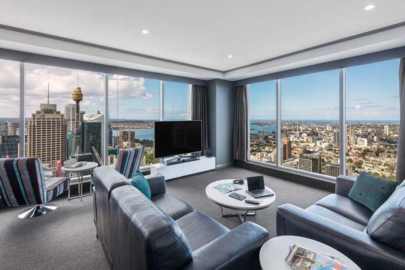 هتل ورلد تاور - سیدنی