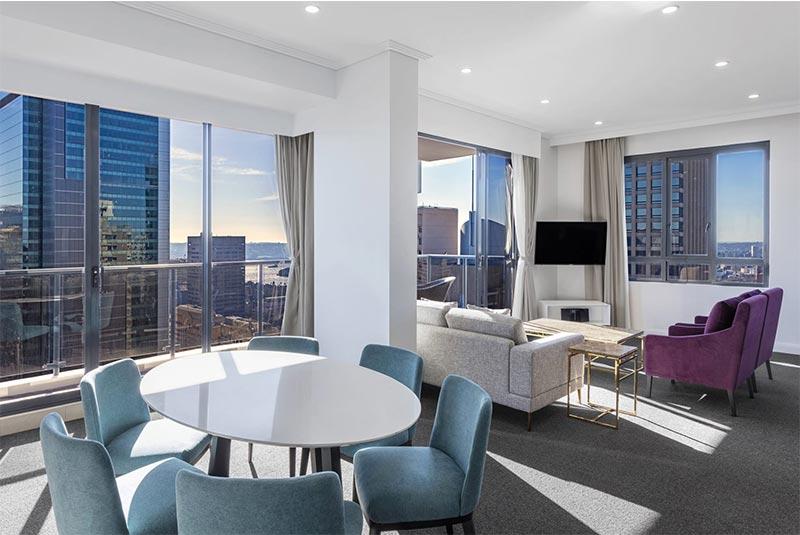 کیفیت هتل های سیدنی
